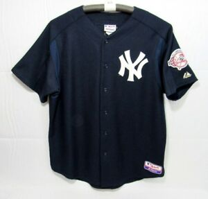 Image is loading New-York-Yankees-MAJESTIC-MLB-Jersey-100TH-Anniversary- 8dc73e9e0794