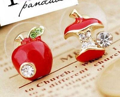 FREE Fashion Women Girls Hot Cute Sweet Crystal Pearl Earring Ear Stud