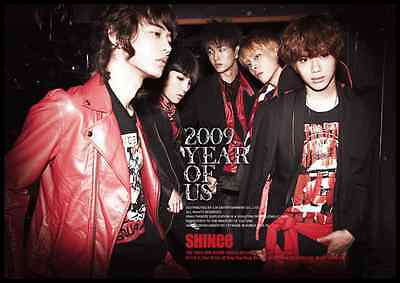 SHINee 2009 YEAR OF US 3rd Mini Album  Ringdingdong :: CD, Original, New Sealed