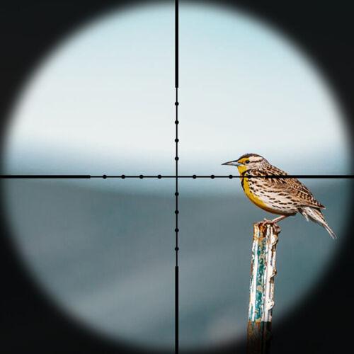 Tactical DIANA 4-16X42 AO Riflescope Mil Dot Reticle Optical Sight Hunting