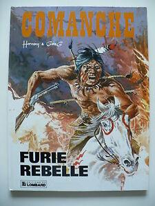 RE-tres-bel-etat-Comanche-6-ancienne-couverture-Furie-rebelle