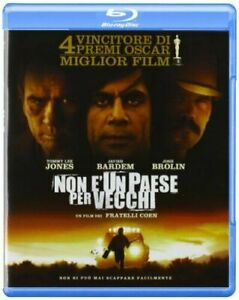No-Country-For-Old-Men-Blu-Ray-2007-Italy-Import-All-Region-Play