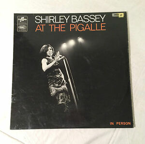 616aae19d4a Details about Shirley Bassey AT THE PIGALLE 12