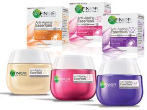 Garnier-Anti-Aging-Essentials-Daily-Care-Night-Day-Cream-35-45-55-50ml