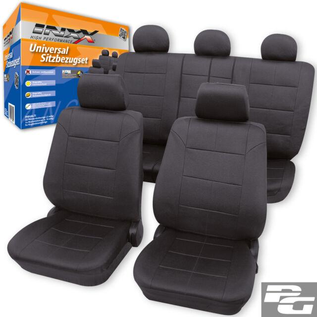 VW PASSAT 3B 3BG / Sitzbezüge Schonbezüge -LEDER LOOK-