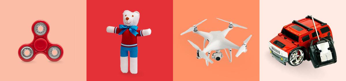 Aktion ansehen Top-Spielzeug zu Weihnachten Große Auswahl für grenzenlose Spielfreude