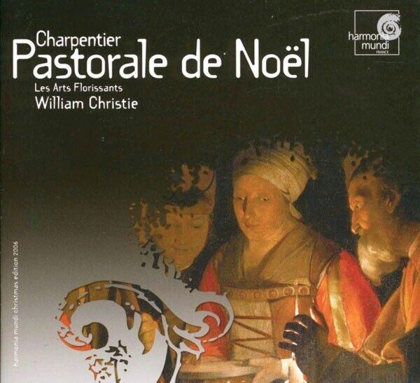 Charpentier - Pastorale De Noel Digipak CD Les Arts Florissants 1981 (2006)