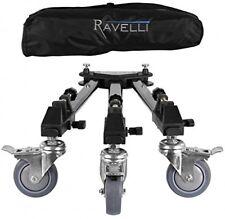 Ravelli ATD Dolly Wheel Tripod Mount Holder
