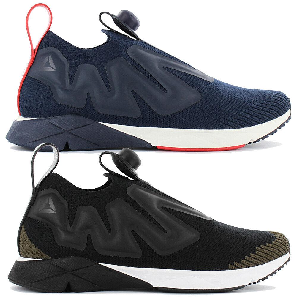 Reebok-The Pump-Supreme ultraknit-caballeros calzado deportivo running fitness zapato