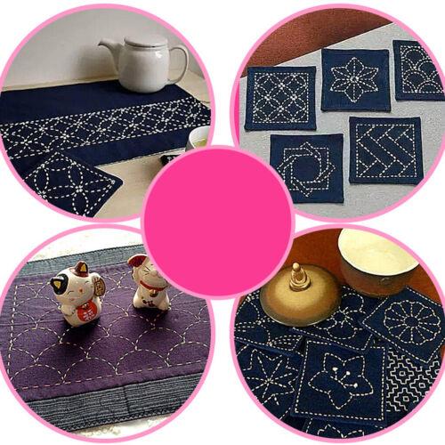 2 Stück Patchwork Quilt Kunststoff Schablonen zum Nähen Basteln