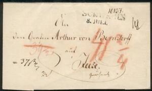 Mecklenburg-Schwerin-Fuerstenbrief-von-Paul-Friedrich-1837-1842-Schwerin-Jeese