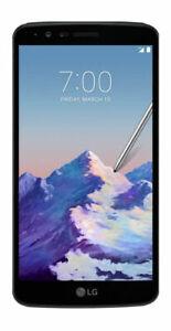LG Stylo 3 LS777 - 16GB Black (Boost Mobile) Smartphone