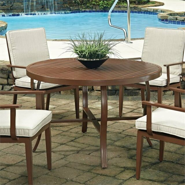 Key West Round Outdoor Dining Table