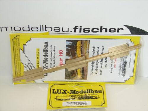 1st. = 9,95 € merce nuova LUX 9302 scambio càposquàdrà BARRE 2 pezzi