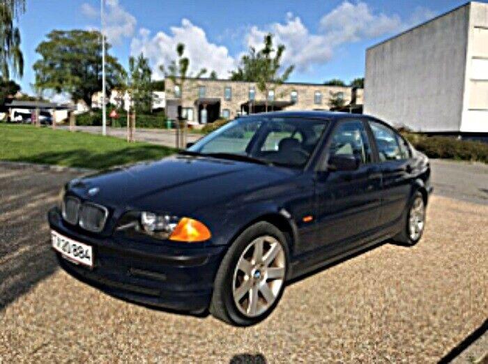 BMW 318i, 1,9, Benzin