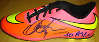 ANDRE AYEW WEST HAM AUTOGRAPH PERSONALLY SIGNED FOOTBALL BOOT SOCCER