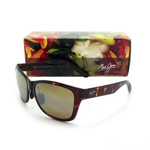 Maui Jim Warranty >> New Maui Jim Road Trip Tortoise Hcl Bronze Polarized H435 10 Ebay