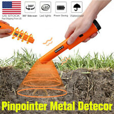 Pinpointer Probe Metal Detector /& Holster Treasure Unearthing X4C6V