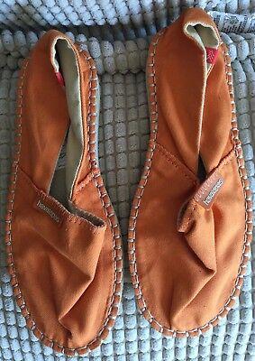 Orange New Rrp £30 Comfort Shoes Initiative Havaianas Unisex Origine Iii Espadrilles Clothing, Shoes & Accessories