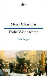 Details Zu Neu Merry Christmas Frohe Weihnachten Zweisprachig Lesen Englisch Deutsch