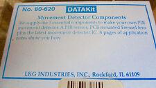 DataKit PHILMORE LKG 80-620 Movement Detector Component KIT DIY