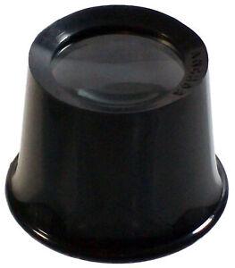 Loupe-D-039-Horloger-Noir-Fabrication-de-Montres-Oculaire-Joallier