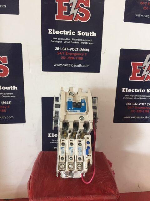 Eaton Starter AN16DN0 Size 1 120 Volt Series B1