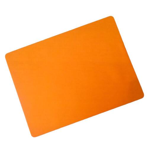 KM/_ 40x30cm Silicone Non-slip Table Mat Dish Bowl Placemat Heat Resistant Pad