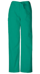 Scrubs Cherokee Workwear Men/'s Drawstring Cargo Pant Short 4100S ORCW Orchid
