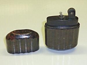 TCW-034-TAIFUN-034-NR-222-POCKET-PETROL-LIGHTER-BAKELITE-1942-MADE-IN-AUSTRIA