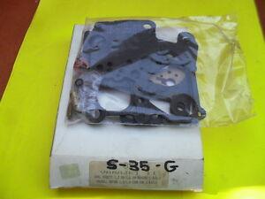 Conjunto de reparación carburador Meat /& Doria s41g