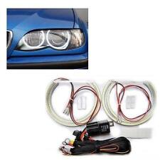 Bmw E46 Compacto 2001-2005 Led Smd Angel Eye Upgrade Kit 6000k Blanco Anillos