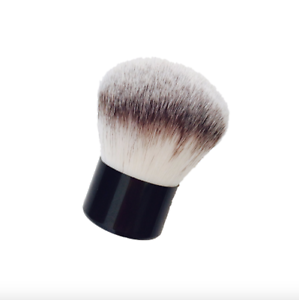 Bronzing-Brush-Two-Tone-Makeup-Kabuki-Mini-Powder-Bronzer-Travel-Face-Blender