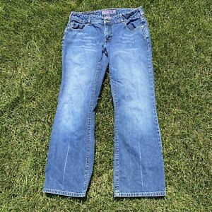 Size-34x32-SILVER-Brand-Womans-Jeans