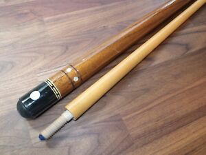 Ancienne-queue-de-billard-Pool-Cue-signee-Sakura-n-1