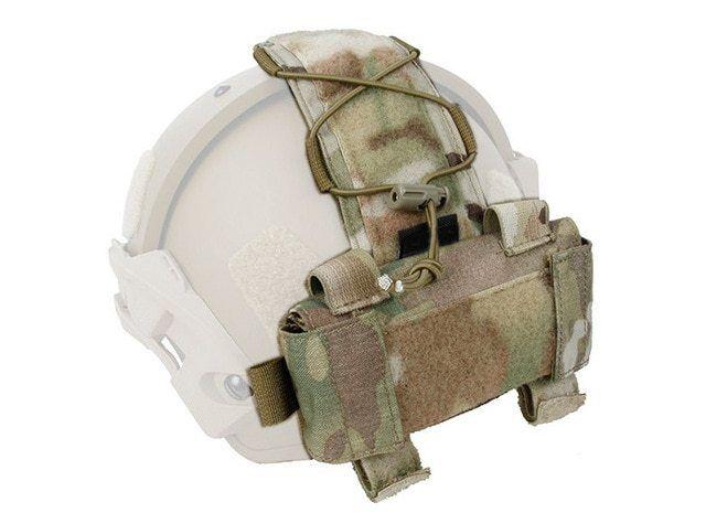 Batería NVG Estuche y contrapeso Bolsa para OPS NÚCLEO Crye casco de combate Mohawk
