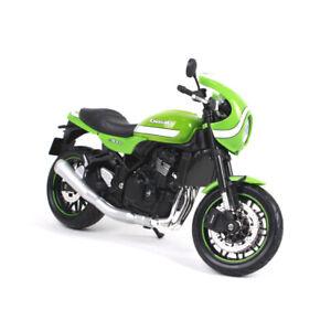Diecast-1-12-Maisto-Z900RS-Cafe-Model-Toy-Motorcycle-Green-Motor-Bike-Kids-Gift