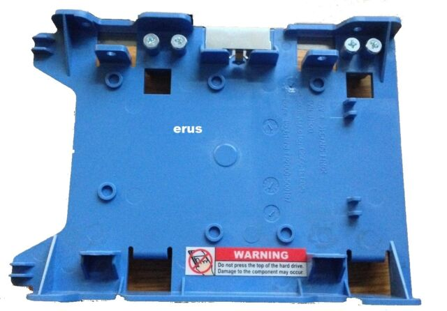 """DELL 3.5"""" TO 2.5"""" SSD HARD DOUBLE DRIVE ADAPTER WITH SCREWS 0R494D F767D J132D"""