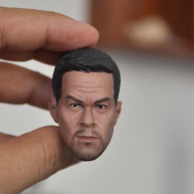 "Blank 1//12 Scale Transformers Marky Mark Head Sculpt Unpainted Fit 6/"" ML Figure"