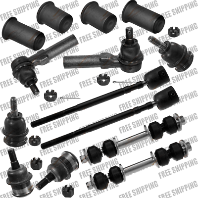 OSC Ride Control Products S344491 Black Right//Left Rear Shock Absorber