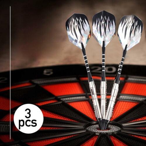 3pcs Soft Dart Set Darts Pfeile Dartpfeile Softdarts Shot 18g heiß
