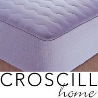 Croscill Stain Release Queen Anti-microbial Mattress Pad