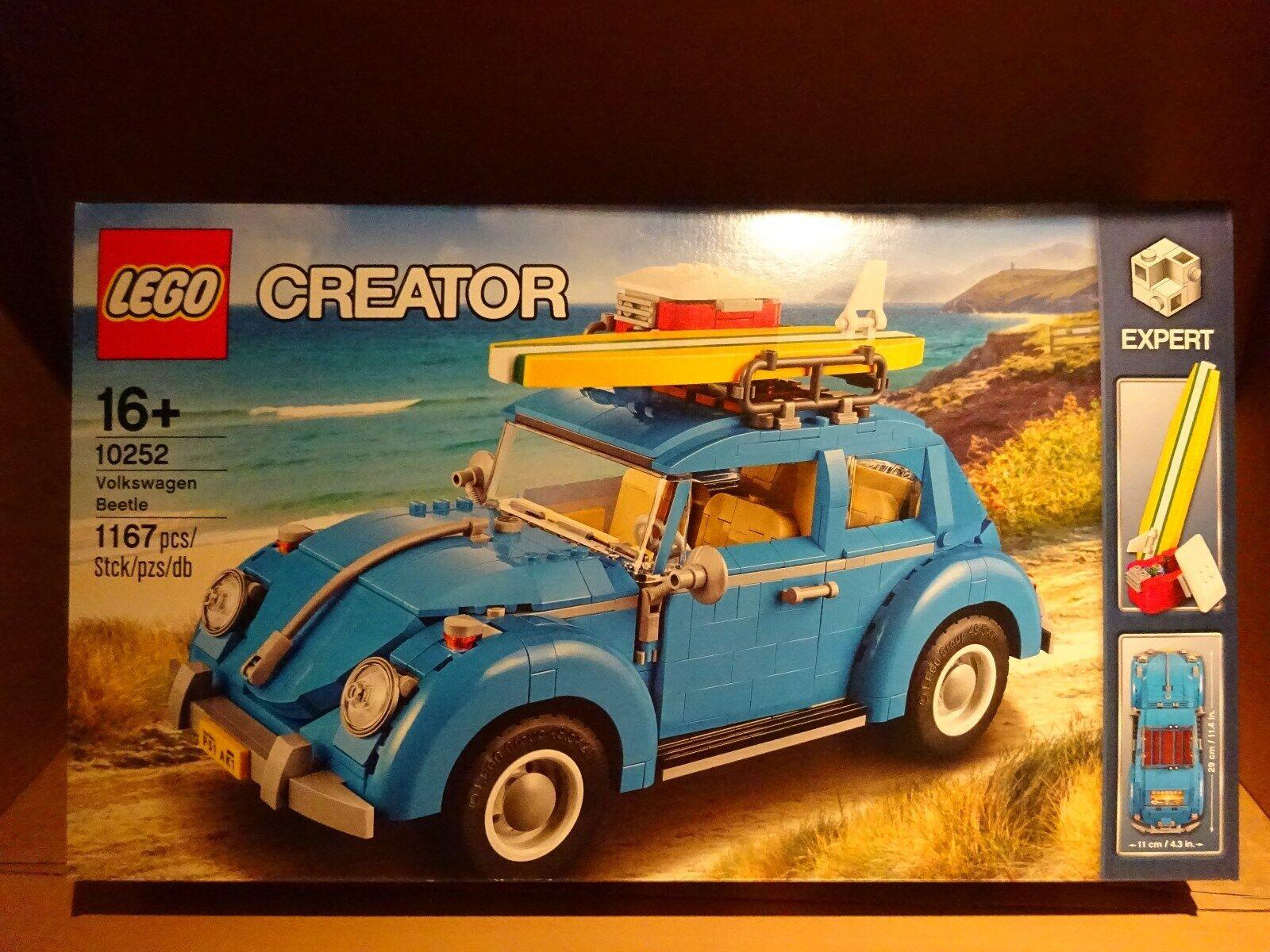 LEGO® 10252 VW Käfer - NEU - OVP