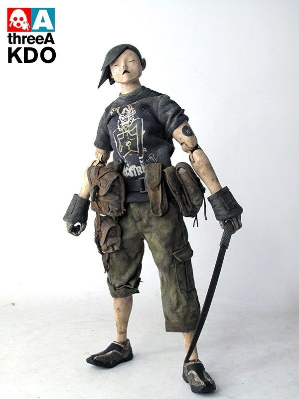 1:6 3A ThreeA BBICN Exclusive ACG KDO TK Action Figure