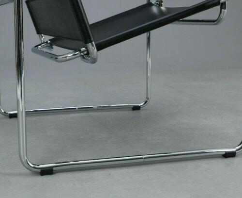 Klemmgleiter Filzgleiter Set passend für Wassily Chair Sessel Stuhl Gleiter