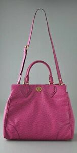 7c54c4135c3a MARC JACOBS LG To Hot To Handle Fuchsia Leather Two Way Hobo ...