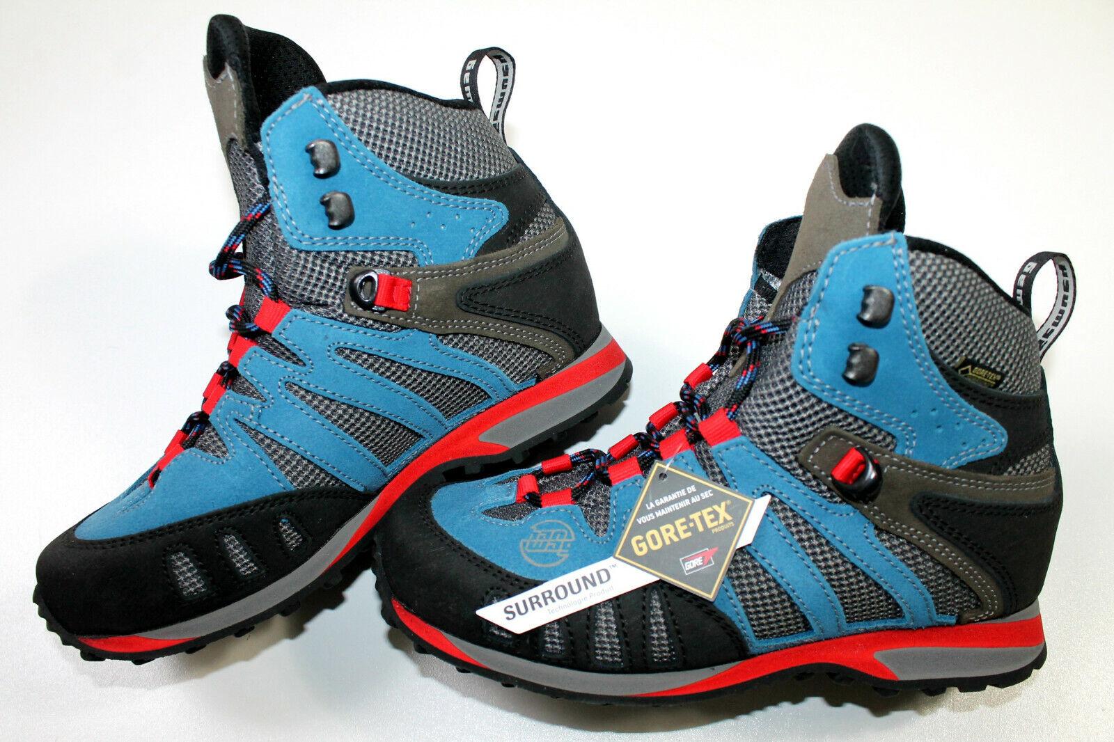 Hanwag Sendero Mid GTX Surround Lady daSie Hiking Stiefel Größe 36 UK 3,5 NEW
