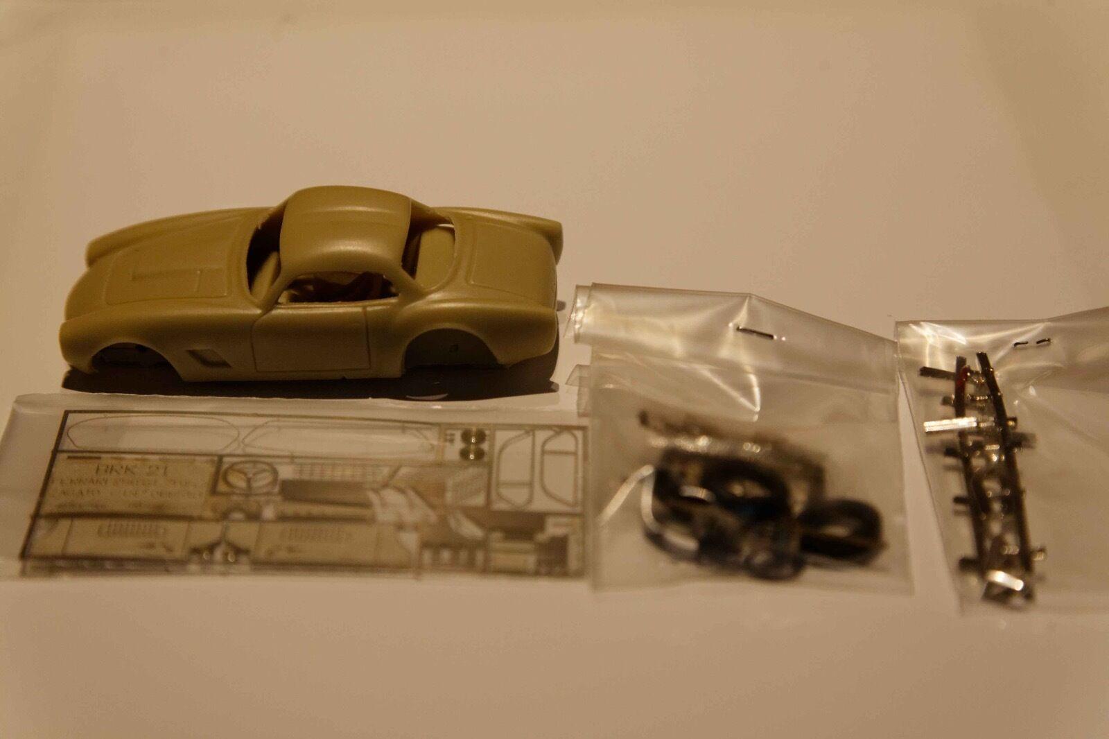 Ferrari 250 GT zagato 1957 kit 1 43 not build ABC Brianza