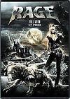 Rage - Full Moon In St. Petersburg (DVD, 2007, 3-Disc Set)