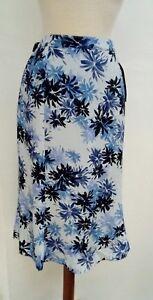474caddc1f La imagen se está cargando bonita-falda-mujer-talla-grande-50-verano- estampada-